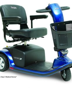 Victory 9 3 Wheel Mobility Scooter, Blue