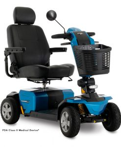 Victory LX Sport in True Blue | Pride Mobility | My Mobility Store
