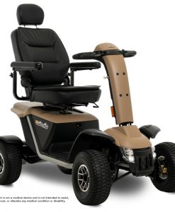 Wrangler Heavy Duty Mobility Scooter in Desert Sand | My Mobility Store
