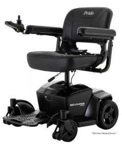 Go Chair MED Portable Power Wheelchair | Pride Scooters | My Mobility Store