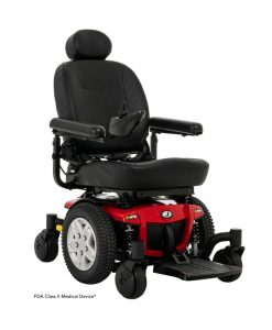 Jazzy 600 ES Power Wheelchair | Pride Electric Wheelchairs | My Mobility Store