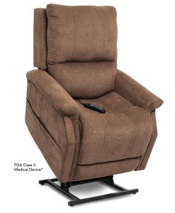 Metro Vivalift Power Recliner in Saville Brown | Pride Lift Chairs | My Mobility Store