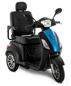 Raptor Mobility Scooter in True Blue | Pride Scooters | My Mobility Store