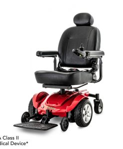 Jazzy Select Power Wheelchair | Pride Electric Wheelchairs | My Mobility Store